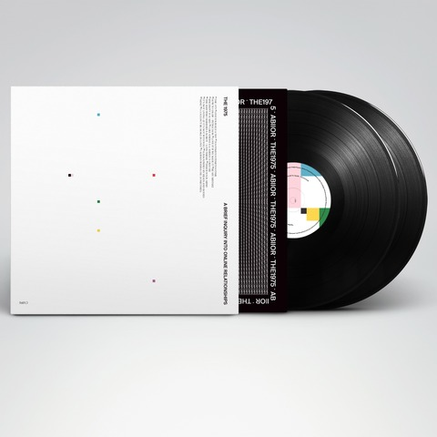 √A Brief Inquiry Into Online Relationships (2LP) von The 1975 - LP jetzt im The 1975 Shop