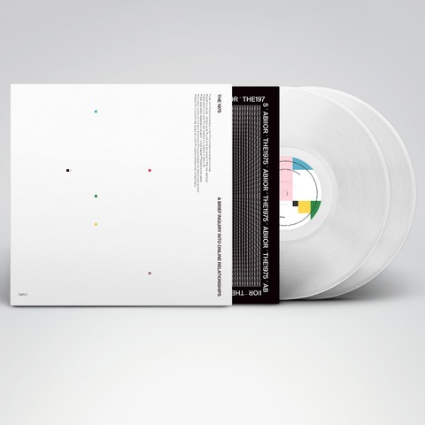 √A Brief Inquiry Into Online Relationships (Excl. Clear 2LP) von The 1975 - LP jetzt im The 1975 Shop