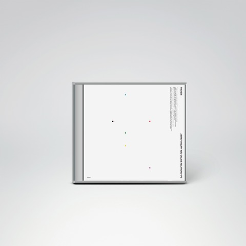 √A Brief Inquiry Into Online Relationships von The 1975 - CD jetzt im The 1975 Shop