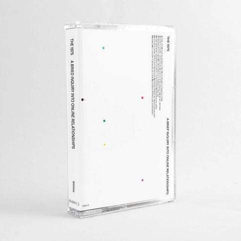 √A Brief Inquiry Into Online Relationships (Excl. Cassette) von The 1975 - LP jetzt im The 1975 Shop