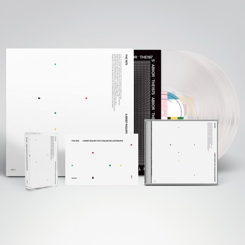 √A Brief Inquiry Into Online Relationships (Complete Bundle) von The 1975 - CD jetzt im The 1975 Shop