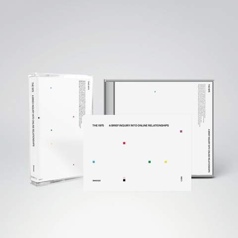 √A Brief Inquiry Into Online Relationships (CD Bundle) von The 1975 - CD jetzt im The 1975 Shop