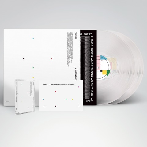 √A Brief Inquiry Into Online Relationships (Vinyl Bundle) von The 1975 - LP jetzt im The 1975 Shop